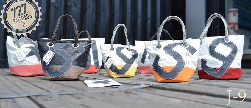 prix bas détaillant en ligne rétro 727 Sailbags sacs en toile de voile de bateau recyclée ...