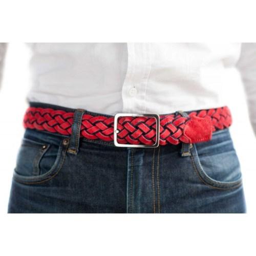 ceinture-tressee-reversible-en-cuir-et-laine
