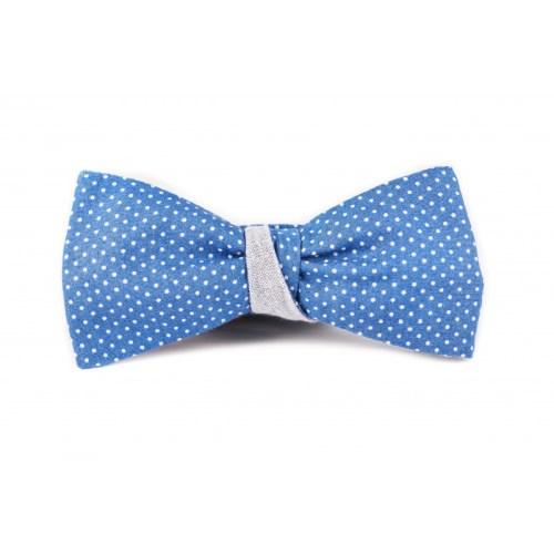 noeud-papillon-bleu-de-prusse-a-pois-chambray-gris