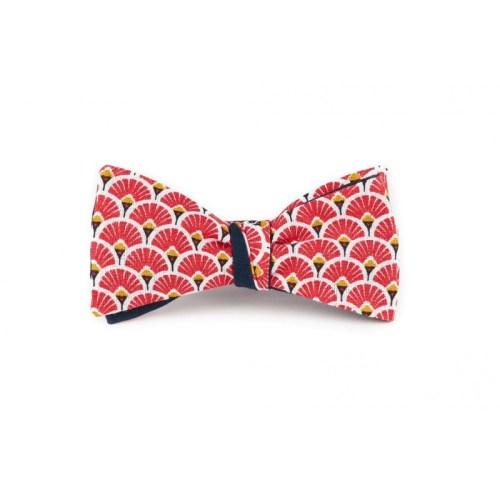noeud-papillon-bleu-minuit-reversible-rouge-a-motifs-japonais-eventails