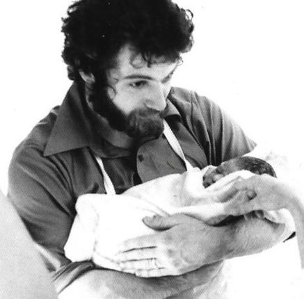 My birth in 1976.