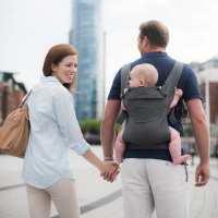 Izmi Baby Carrier Teal - Front, Hip, Back & Outward Facing ...
