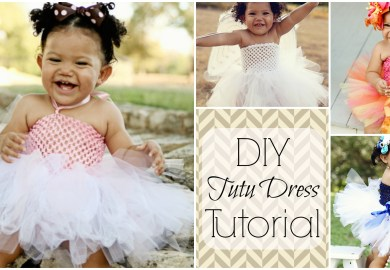 How To Make A No Sew Tutu For Babies And Girls