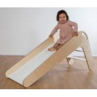 Kinderrutsche VIVA aus Holz, Kinderrutsche Indoor, Rutsche