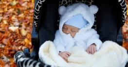 Fusssack für Babys
