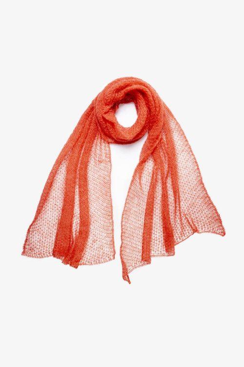 Babymoh Atmosphere shawl Clay
