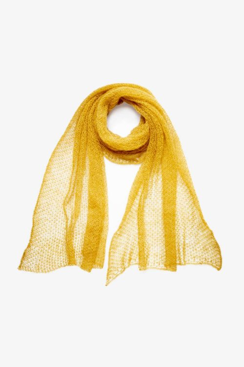 Babymoh Atmosphere shawl Mustard