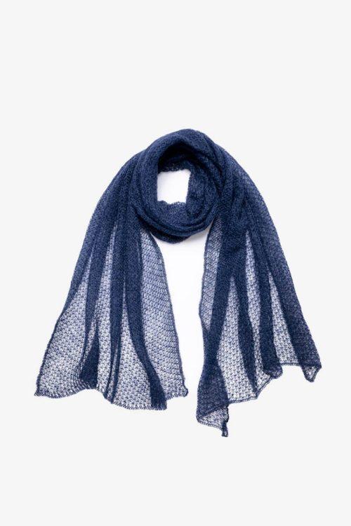 Babymoh Atmosphere shawl Navy
