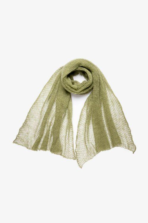 Babymoh Atmosphere shawl Olive