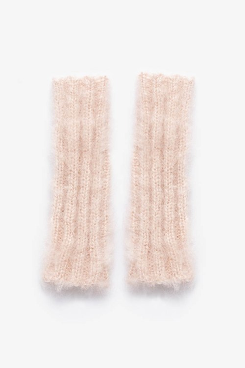 Babymoh Cozy Cuffs Blush