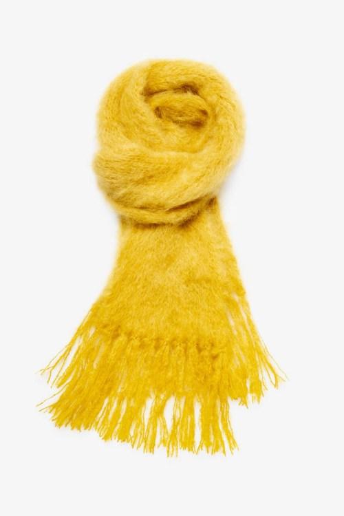 Babymoh Cuddle Mustard