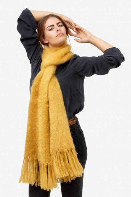 Model-Snuggle-Mustard