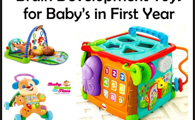 10 Brain Development Toys For Baby S In First Year