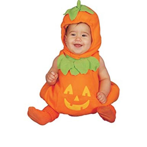 Baby's First Halloween