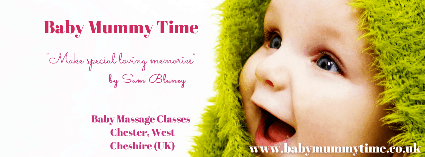 baby massage Chester classes | located in Cheshire, UK