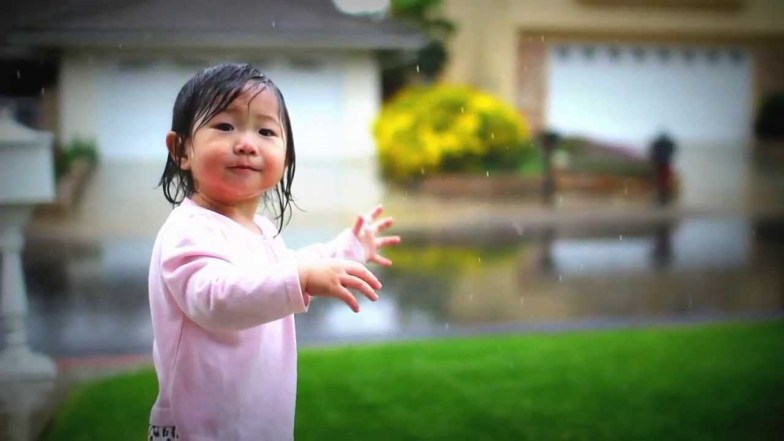 Indian Baby Girls and Boys Names Having Meaning Rain