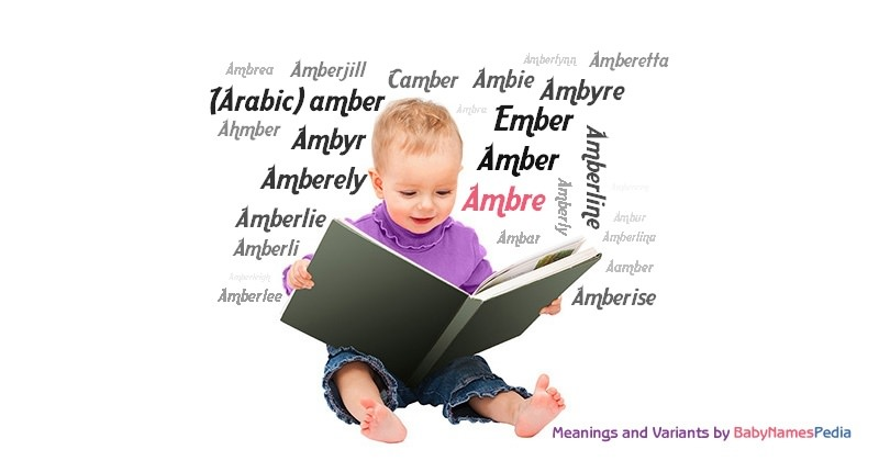 Ambre - Meaning of Ambre What does Ambre mean?