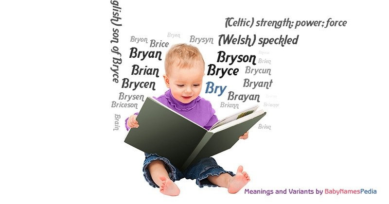 Bry - Meaning of Bry What does Bry mean?