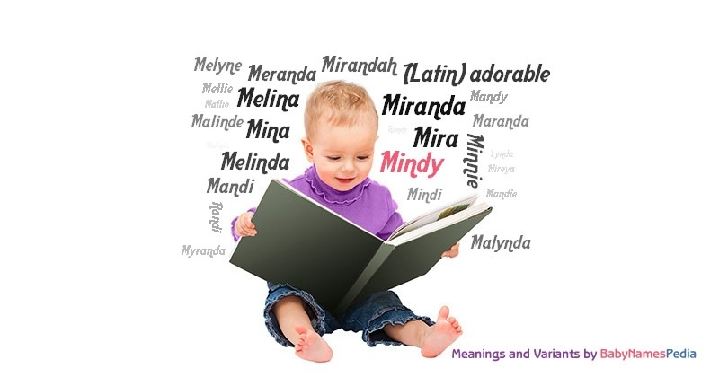 Mindy - Meaning of Mindy What does Mindy mean?