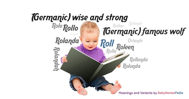 Roll  Meaning of Roll What does Roll mean