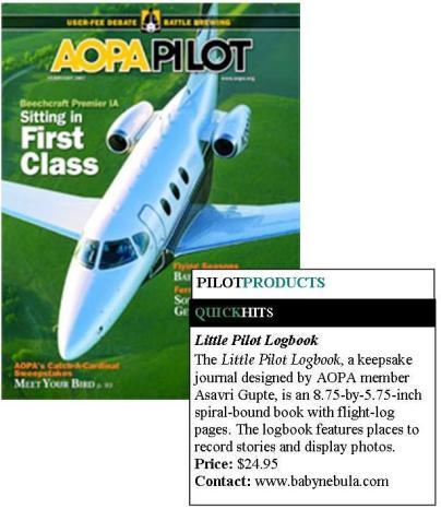 AOPA Magazine, February 2007