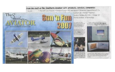 Southern Aviator Sun & Fun Edition, May 2007