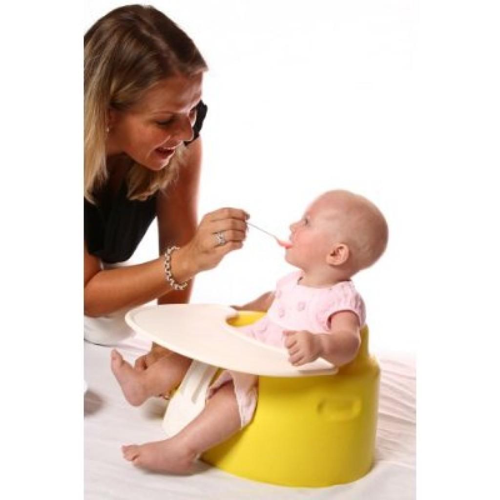 Bumbo  Baby Sitter Combo  Yellow  BabyOnline