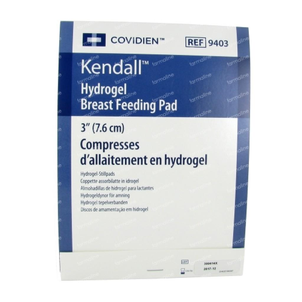 Covidien  Hydrogel Breast Feeding Pads  BabyOnline