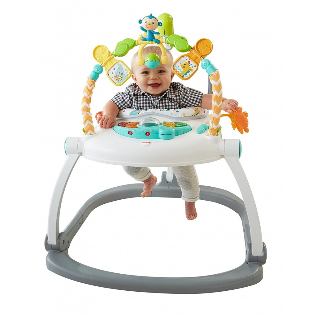 argos baby bouncer chair margaritaville adirondack chairs fisher price colourful carnival spacesaver jumperoo