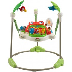 Fisher Price Rainforest Healthy Care High Chair 2 Banquet Covers Bulk Jumperoo Babyonline