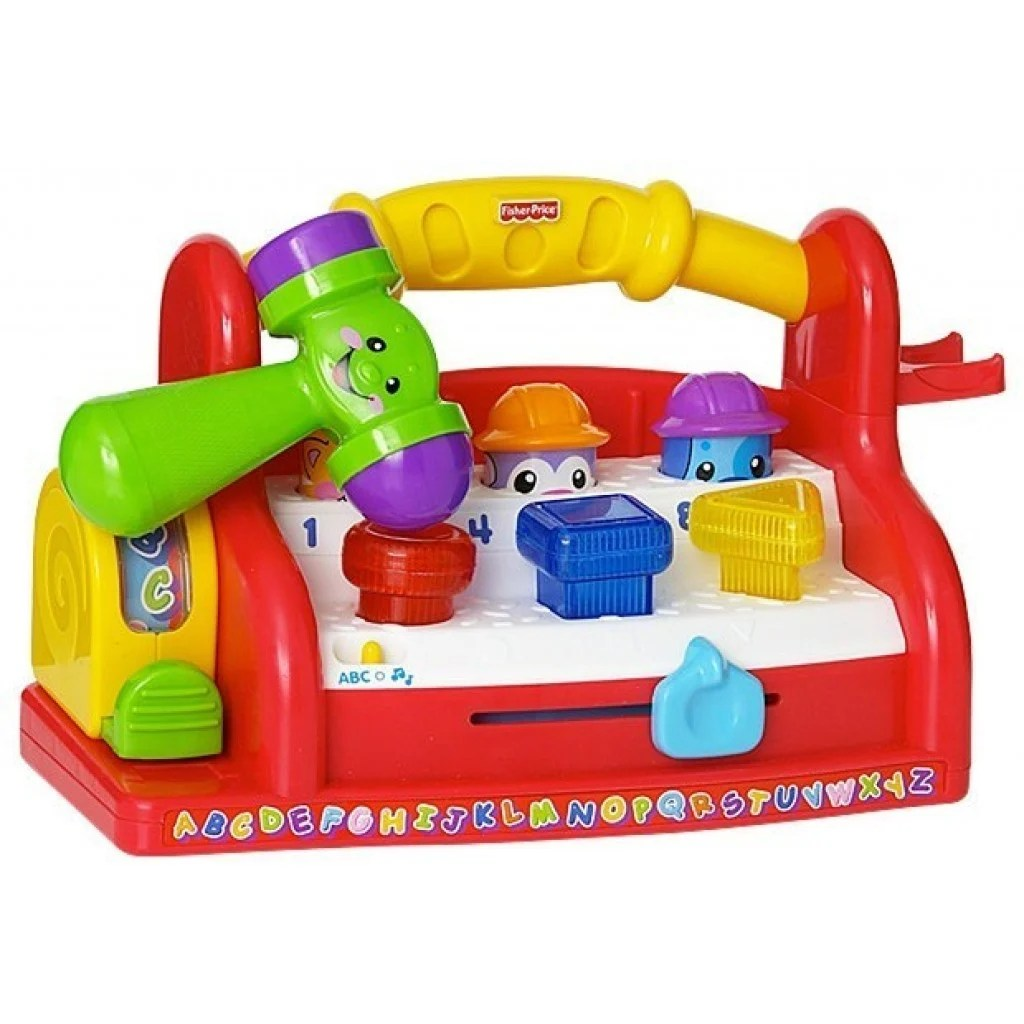 Fisher Price Laugh Amp Learn Learning Toolbench Babyonline