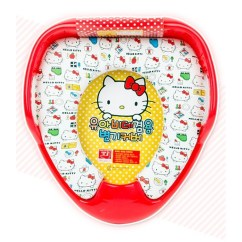 Hello Kitty Potty Chair Chairs At Cosco Toilet Training Board Soft Seat Red White