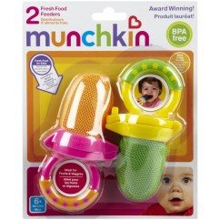 Munchkin High Chair Stapleford Ergonomic Executive - Fresh Food Feeder (2 Pcs) Babyonline