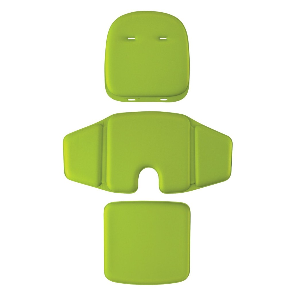 oxo tot sprout chair replacement cushion set taupe lobster claw high green babyonline