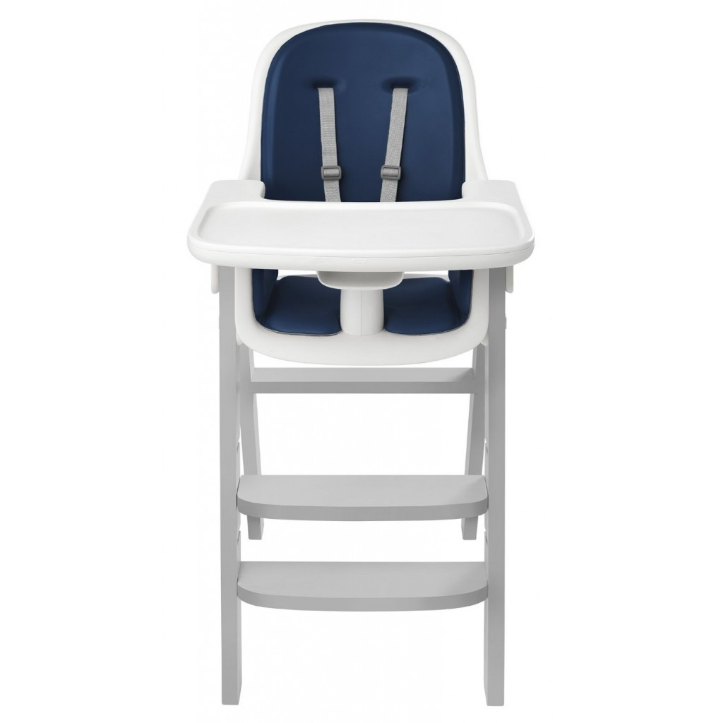 oxo tot sprout chair replacement cushion set taupe sure fit dining room covers with arms navy gray babyonline