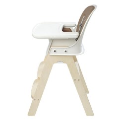 Oxo Tot Sprout Chair Office Seat Covers Canada Taupe Birch Babyonline