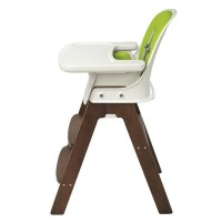 OXO Tot Sprout Chair - Green / Walnut - BabyOnline