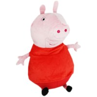 Alligator - Peppa Pig - Reversible Pillow And Toy - BabyOnline