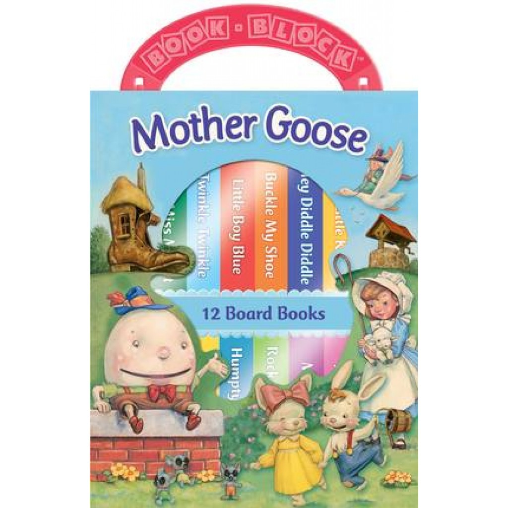 Pi kids  My First Learning Library  Mother Goose 12