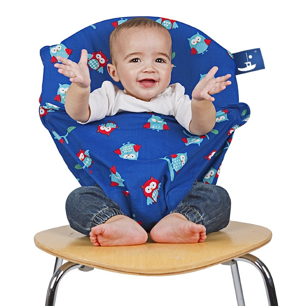 graco blue owl high chair cover rentals denver totseat the washable squashable highchair