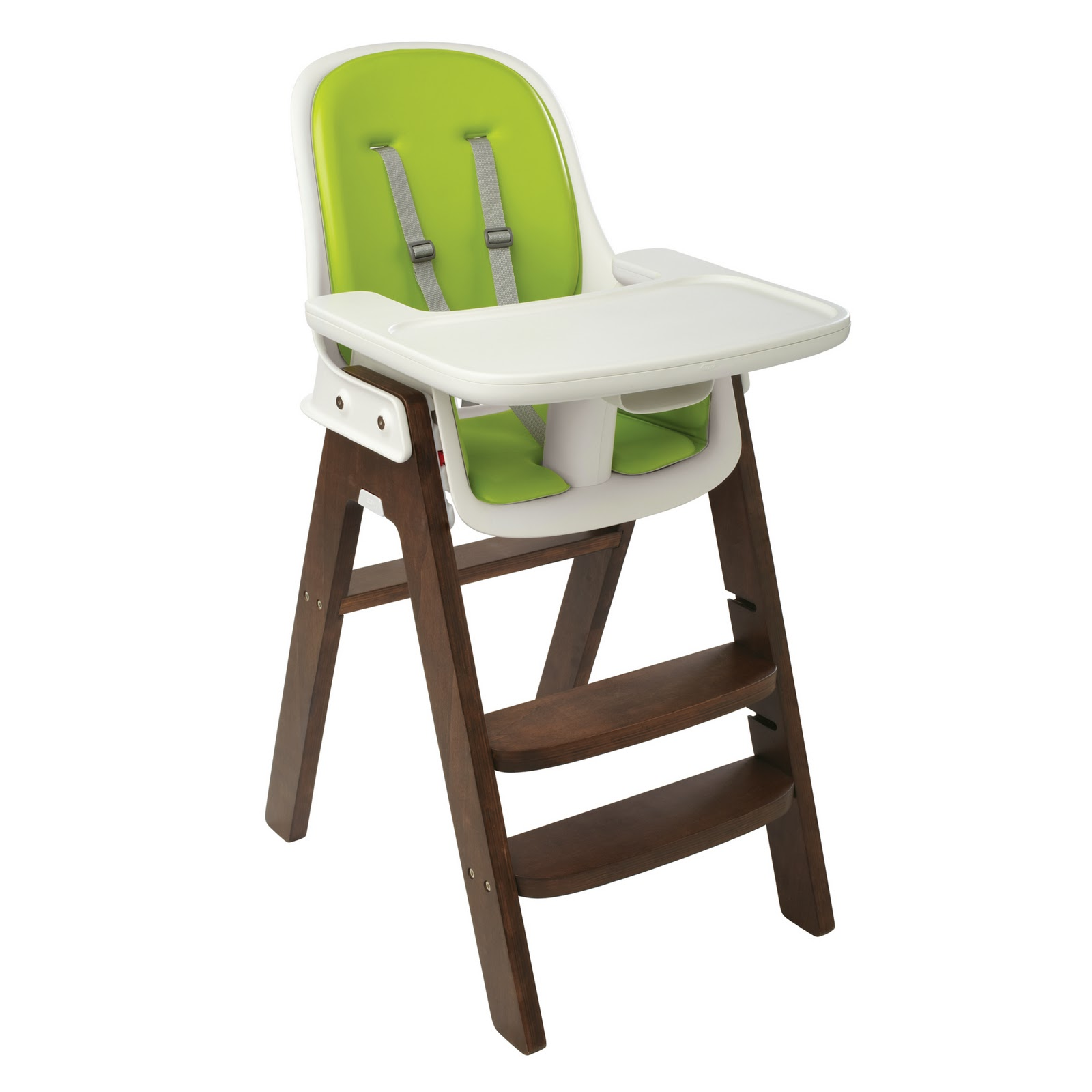oxo tot sprout chair replacement cushion set taupe miniature electric orange babyonline
