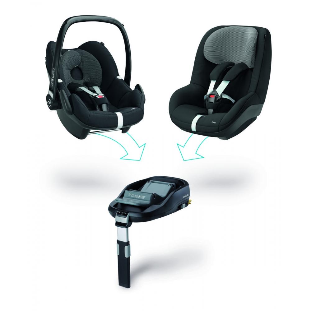 Maxi Cosi outlet Familyfix - Autostoel Base - Isofix - Babyoutlet