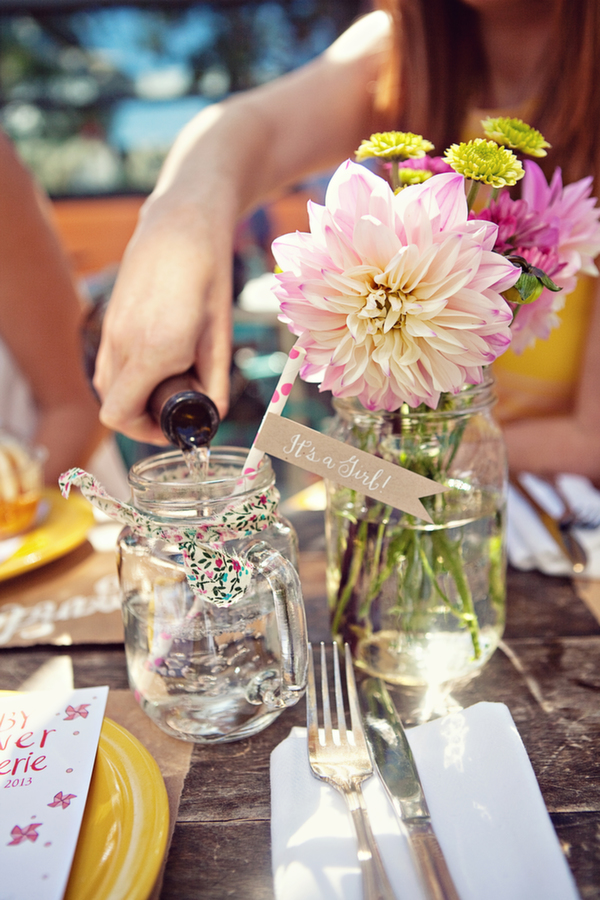 Summer Inspired Outdoor Baby Shower Decoration Ideas  Babypreppingcom