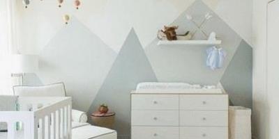 ideeen kleine babykamer
