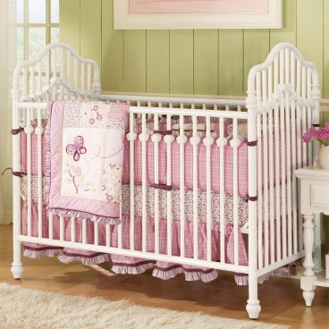 Cribs: Bare is best for your baby's crib, but how bare?