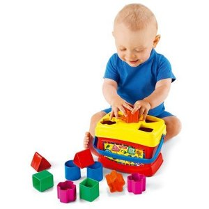 Baby Toy Tip: Cycle in, Cycle out