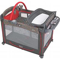Travel: Bringing your baby's play yard versus the hotel crib