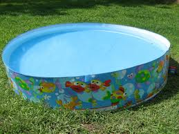 Summer Safety Slip-Up: Not dumping the wading pool