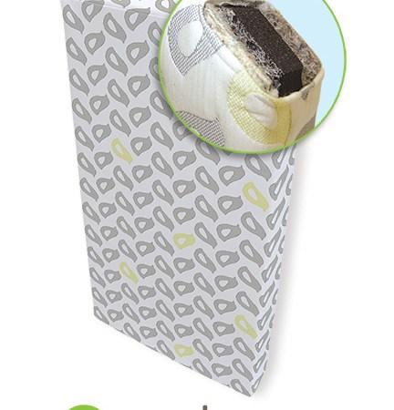 Crib mattress: Meet the Nuzzle Snuze