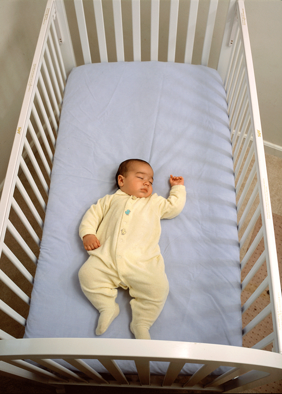 Babies sleeping with parents: case-control study of ...